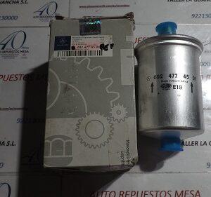 FILTRO COMBUSTIBLE GASOIL MERCEDES-BENZ